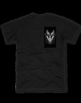 Fan T-Shirt Baumwolle mit Logo klein
