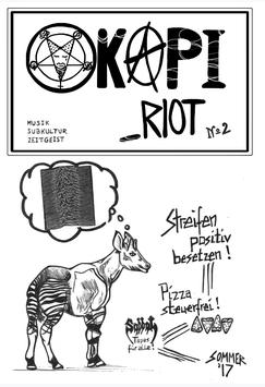 Okapi Riot no.2 - digitale Version