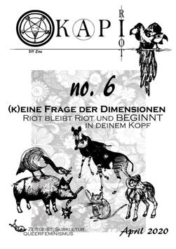 Okapi Riot no.6