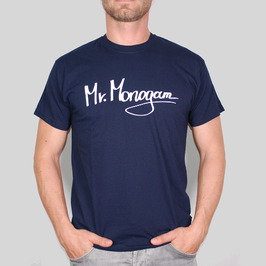 Original T - Mr. Monogam
