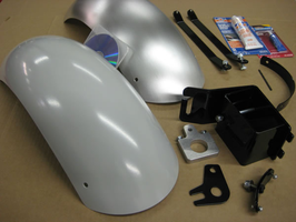 V-Star 650 Bobber Fender Kit