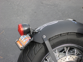FENDER MOUNT TAIL LIGHT