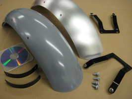 FRONT FENDER KIT FOR CLASSIC MODEL ONLY VULCAN 900