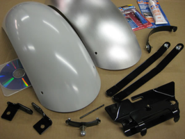 REAR FENDER KIT VULCAN 900