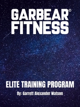 Garbear's ELITE Training Program (Release: TBA 2020)