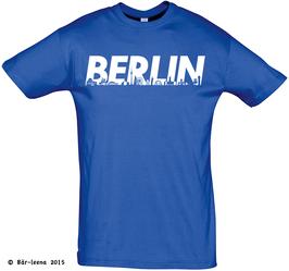 Berlin T-Shirt · blau