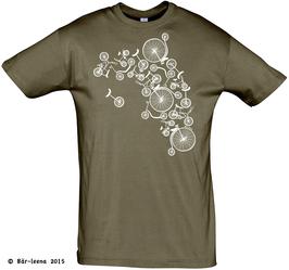 Fahrradturm T-Shirt · khaki