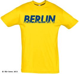 Berlin T-Shirt · gelb