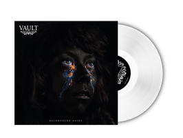 (Pre-order) Vault - Blindfolds Aside EP Coloured Vinyl White (LP)