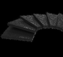 Резиновая подушка под лагу 80 х 60 х 6 мм