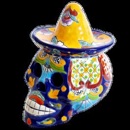 Mexiko Totenkopf - El Catrin A