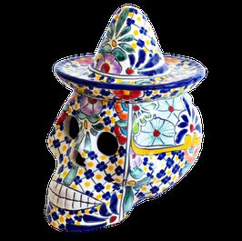 Mexiko Totenkopf - El Catrin C