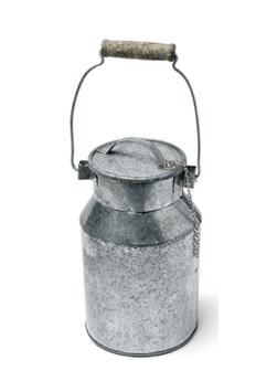 Pot à lait en zinc - Réf:VA019