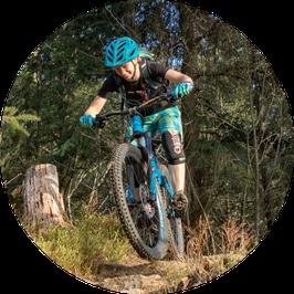 Fahrtechniktraining für MTB Trail Einsteiger