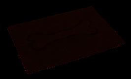 Dirty Dog Doormat grau