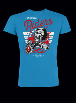"T-Shirt ""Oldschool Riders"""