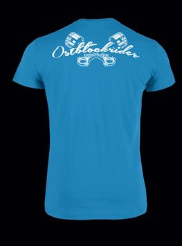 "T-Shirt ""Ostblockrider"""