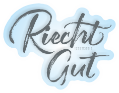 "Sticker ""Riecht Gut 1"""