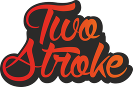 "Sticker ""TwoStroke"""