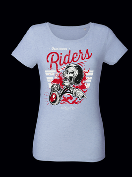 "Lady-Shirt ""Oldschool Riders"""