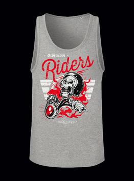"""Träger Shirt """"Oldschool Riders"""""""