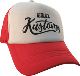 "Mesh-Cap ""Ostblock Kustoms"""