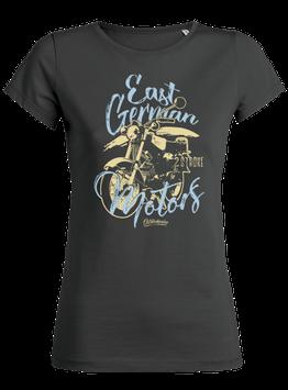 "Lady-Shirt ""East German Motors - Simme"""