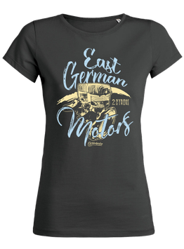 "Lady-Shirt ""East German Motors - Trabi MB"""