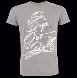 "T-Shirt ""Sx Drgs & Ost 'n' Roll"""