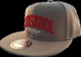 """Snapback """"Oldskool Grey´n´Grey"""""""
