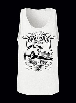 "Träger Shirt ""Eastside Motors 601"""