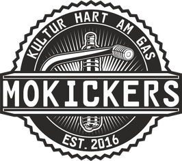 "Sticker ""Mokickers"""