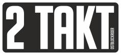 "Sticker ""2 Takt"""