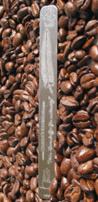 Indi Co Kaffeelöffel & Lederetui für 1 Löffel