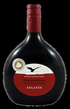 2015 Adlatus Schwarzriesling, Kabinett halbtrocken *Silber Badische Weinprämierung*