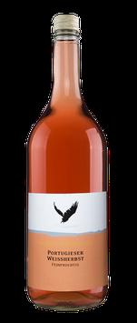 2018 Portugieser Weissherbst Qualitätswein feinfruchtig