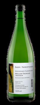 2018 Königheimer Tauberklinge Müller-Thurgau Qualitätswein trocken