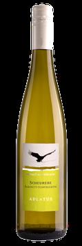 2017 Adlatus Scheurebe, Qualitätswein feinfruchtig *Silber Badische Weinprämierung*