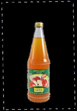 Apfelsaft naturtrüb, Direktsaft