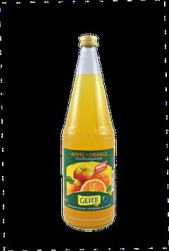 Apfel + Orange - Fruchtsaftgetränk