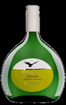 2017 ADLATUS Silvaner, Qualitätswein trocken *Gold* Badische Weinprämierung*