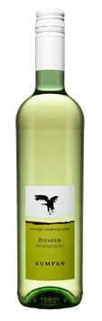 2018 KUMPAN Rivaner Qualitätswein feinfruchtig