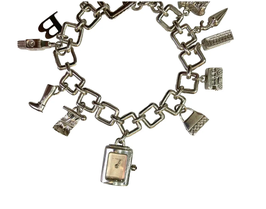 Montre Burberry charms