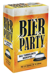 BIER PARTY SPIEL