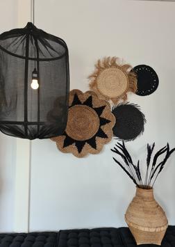 Lampionlamp Black