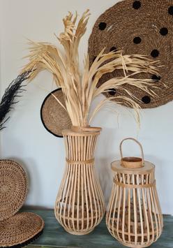 Sierlijk palmblad