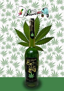 Liquore di Canapa