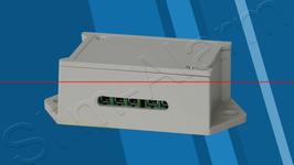 Relais voor het schakelen van bv verlichting via dit relais (alleen voor het oude systeem)