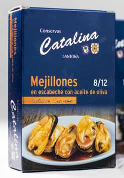 MEJILLONES SELECCIÓN CATALINA
