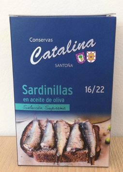 SARDINILLAS CATALINA